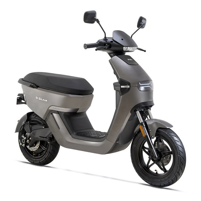 Scuter Electric KEEWAY E-Zi Plus